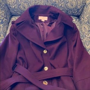 MICHAEL Michael Kors Coat 60% Wool